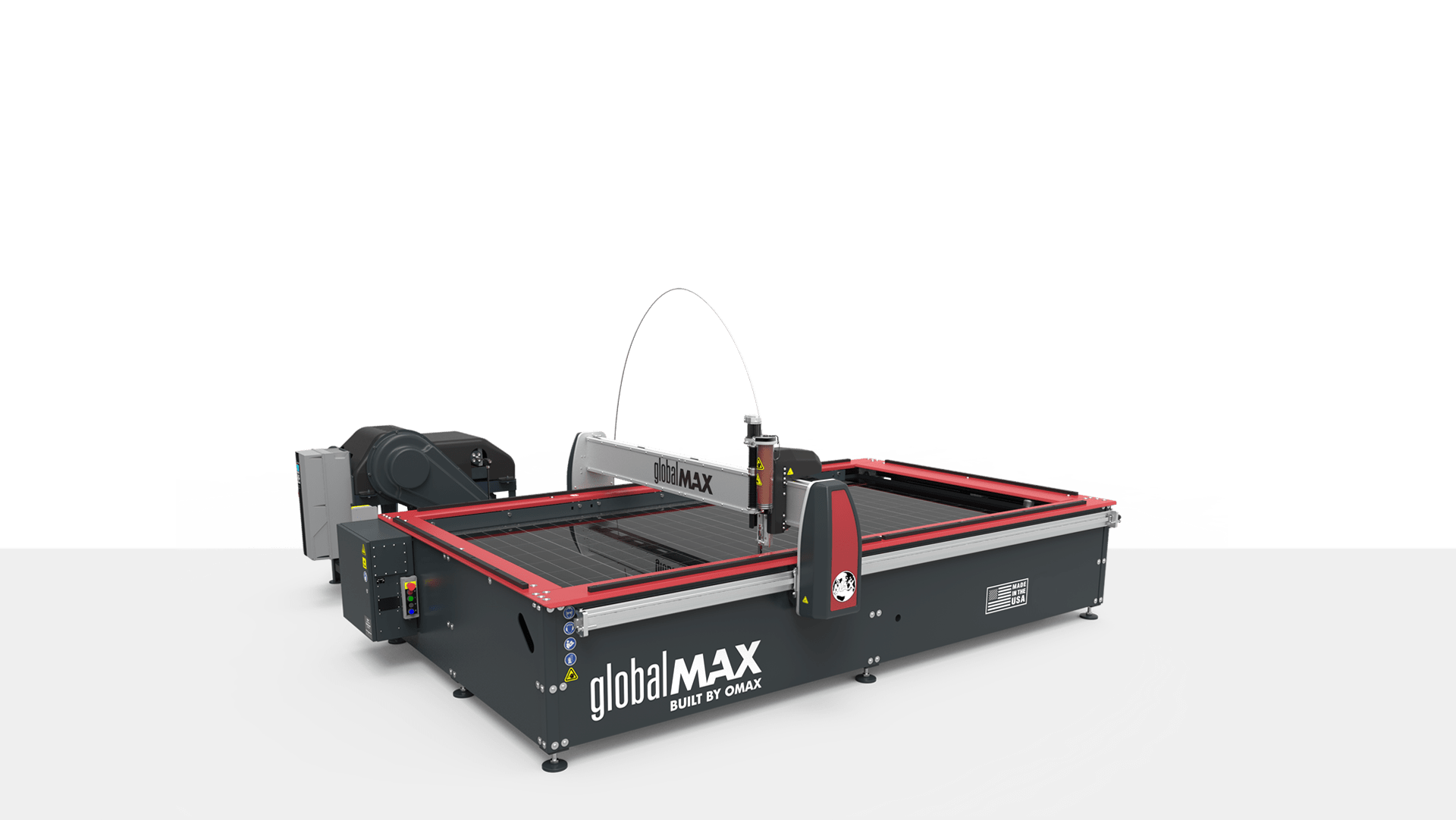 Oman | OMAX Waterjet Cutting Machine Manufacturer