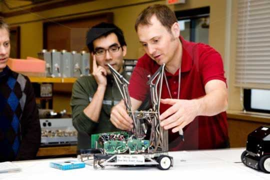 University of British Columbia's Engineering Physics School, British Columbia, Canada